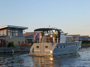 Yachtcharter Lemmer Mistral